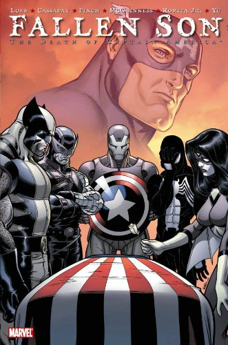 Fallen Son: The Death of Captain America: Loeb, Jeph