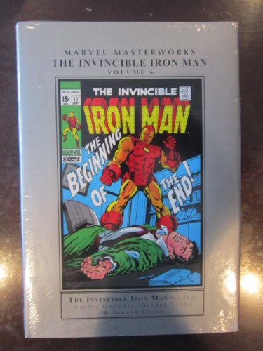 9780785141297: Marvel Masterworks: Invincible Iron Man 6