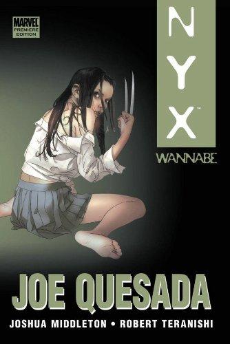 9780785141334: NYX: Wannabe