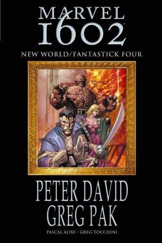 9780785141365: Marvel 1602: New World/Fantastick Four