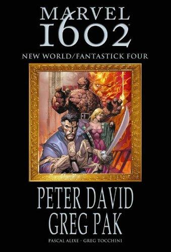9780785141372: Marvel 1602: New World / Fantastick Four