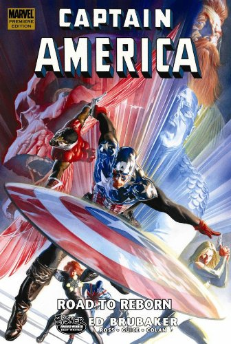 9780785141747: Captain America: Road To Reborn Premiere HC