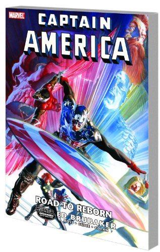 9780785141754: Captain America: Road To Reborn TPB (Graphic Novel Pb)