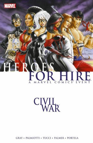 9780785141808: Civil War: Heroes for Hire
