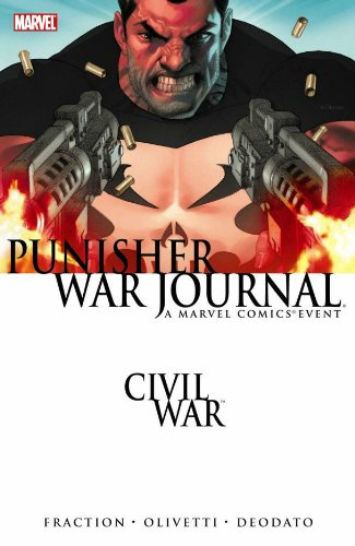 9780785141815: Civil War: Punisher War Journal (Punisher War Journal (Unnumbered))