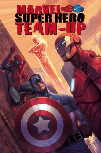Marvel Super Hero Team-Up TPB: Windsor-Smith, Barry and
