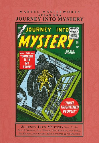 Marvel Masterworks: Atlas Era Journey Into Mystery - Volume 3 (Marvel Masterworks (Unnumbered))