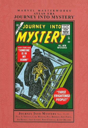 9780785141884: Marvel Masterworks: Atlas Era Journey Into Mystery - Volume 3 (Marvel Masterworks (Unnumbered))