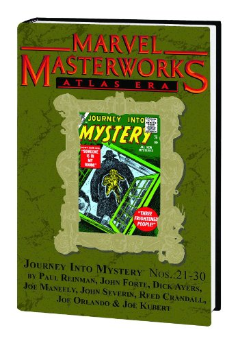 MMW ATLAS ERA JOURNEY INTO MYSTERY 03 DM VAR HC