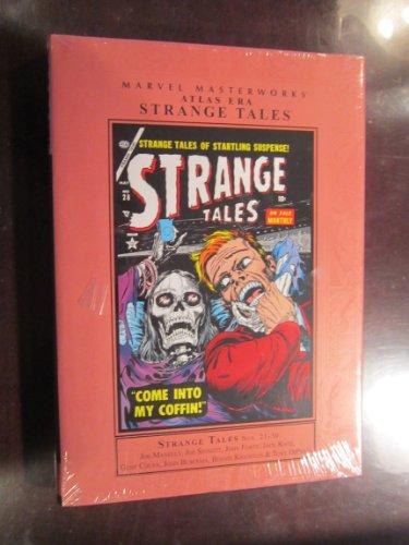 9780785141921: Marvel Masterworks 3: Atlas Era Strange Tales
