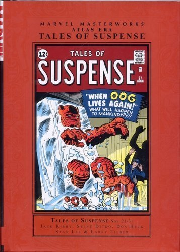 9780785141945: Marvel Masterworks: Atlas Era Tales of Suspense 3