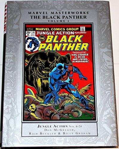 9780785141983: Marvel Masterworks: The Black Panther: 1
