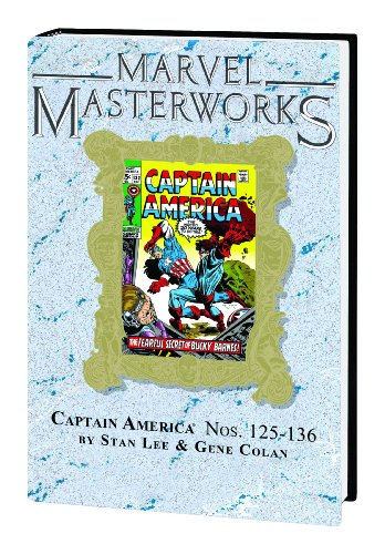 Marvel Masterworks Vol 139: Captain America