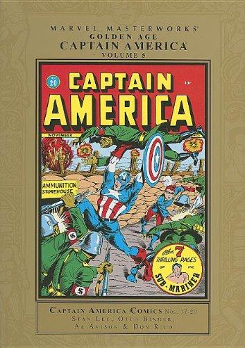 9780785142027: Marvel Masterworks: Golden Age Captain America Volume 5