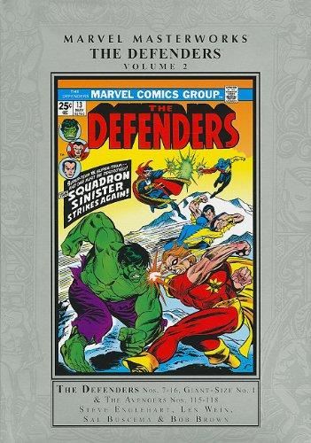 9780785142164: Marvel Masterworks: The Defenders 2