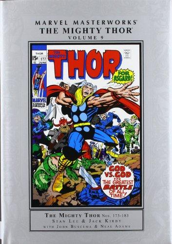 9780785142201: Marvel Masterworks: The Mighty Thor - Volume 9