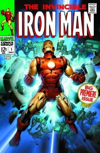 The Iron Man Omnibus, Vol. 2