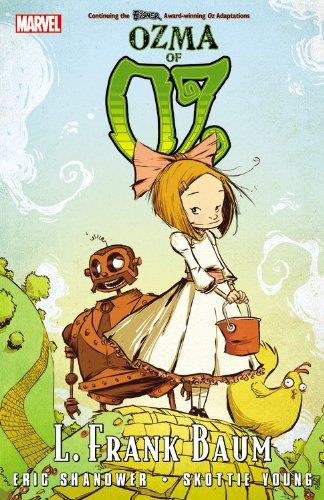 Oz: Ozma of Oz: Eric Shanower; L.