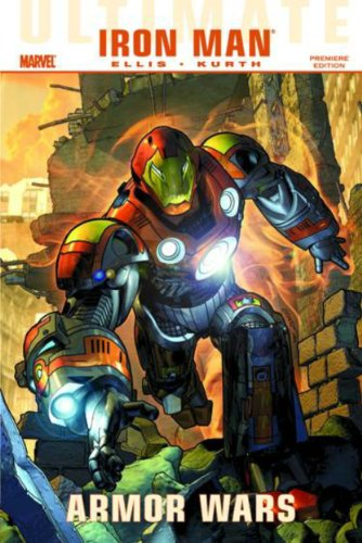 9780785142508: Ultimate Comics Iron Man: Armor Wars Premiere HC
