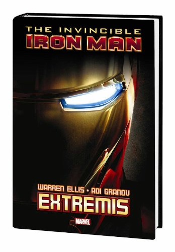 9780785142591: Iron Man: Extremis HC (With Movie Cover) (Oversized)