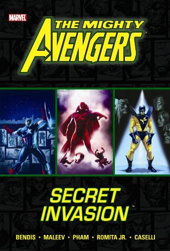 9780785142614: Mighty Avengers: Secret Invasion