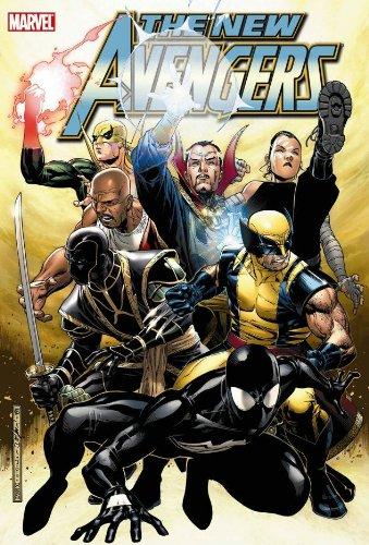 New Avengers, Vol. 4: Brian Michael Bendis, Brian Reed