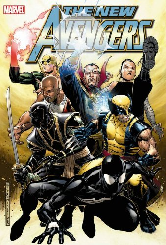 9780785142621: New Avengers Volume 4 HC (Oversized)