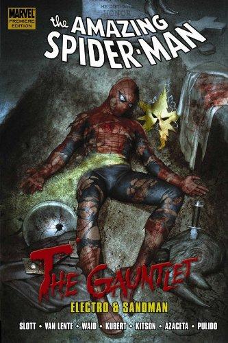 Spider-Man: The Gauntlet, Book 1 - Electro & Sandman: Dan Slott