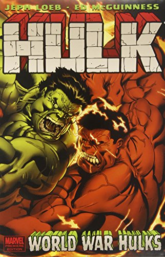 9780785142669: Hulk: World War Hulks Premiere HC (Hulk (Hardcover Marvel))