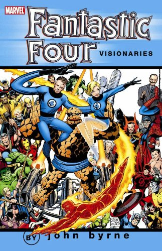 9780785142706: Fantastic Four Visionaries - John Byrne, Vol. 1