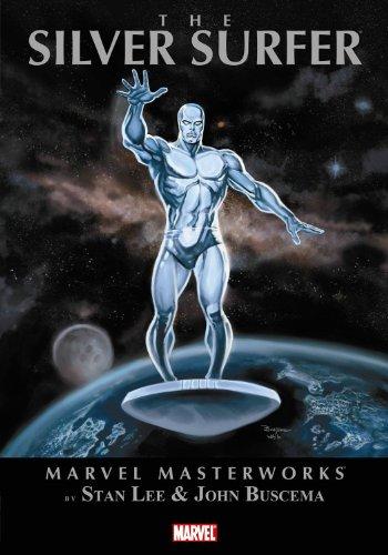 The Silver Surfer, Vol. 1 (Marvel Masterworks): Stan Lee
