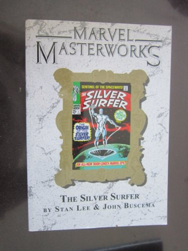 The Silver Surfer (Marvel Masterworks, Volume 15): Stan Lee