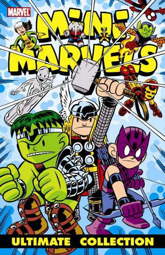 9780785142843: Mini Marvels Ultimate Collection