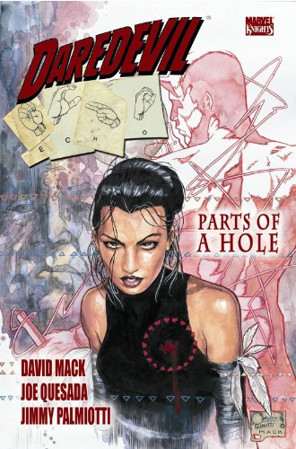 9780785142874: Daredevil/Echo: Parts Of A Hole Premiere HC