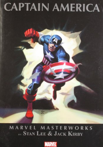 Marvel Masterworks Captain America Vol. 1