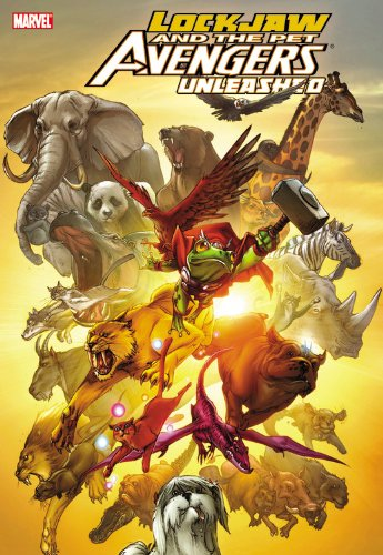 9780785143048: Lockjaw & The Pet Avengers Unleashed HC