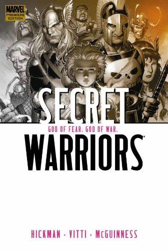 9780785143062: Secret Warriors Volume 2: God Of Fear, God Of War Premiere HC
