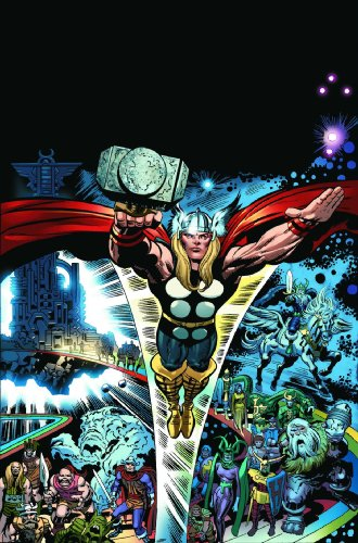 Thor: Tales Of Asgard By Stan Lee & Jack Kirby HC Kirby Cover (Thor (Marvel)): Stan Lee,Jack ...