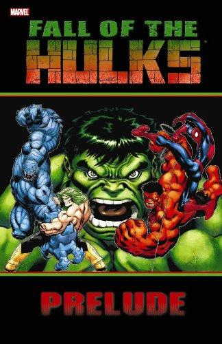 9780785143154: Hulk: Fall Of The Hulks Prelude TPB (Graphic Novel Pb)