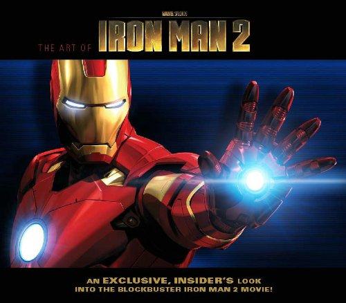 Iron Man: The Art of Iron Man 2: Marvel Comics