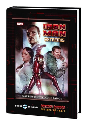 9780785143314: Iron Man: Extremis With Motion Comic Dvd