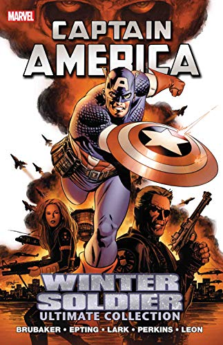 9780785143413: Captain America, Vol. 1: Winter Soldier Ultimate Collection