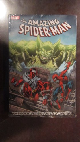 9780785143512: Spider-Man: The Complete Clone Saga Epic Book 2 TPB