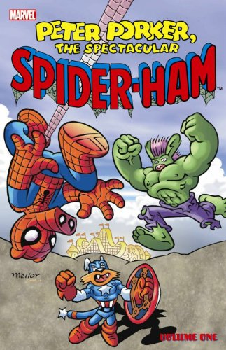 9780785143529: Peter Porker, The Spectacular Spider-Ham Volume 1 GN-TPB (Peter Porke, the Spectacular Spider_ham)