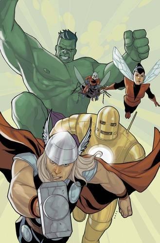 9780785143567: Avengers: The Origin