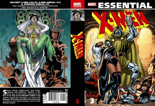 9780785143666: Essential X-Men Volume 3 TPB (All-New Edition)