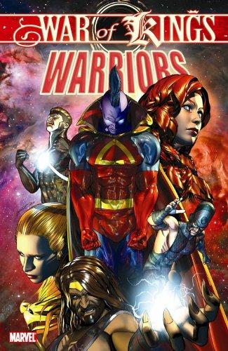 War of Kings: Warriors (0785143688) by C. B. Cebulski; Christos N. Gage; Jay Faerber