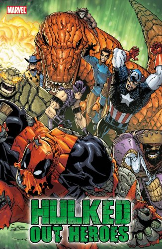 Hulk: World War Hulks - Hulked-Out Heroes (Incredible Hulk)
