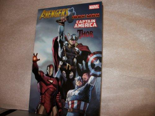 Avengers - Iron Man - Captain America: Paul Tobin, Chris