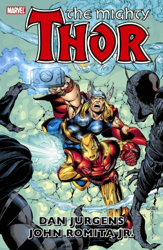 9780785143857: Thor By Dan Jurgens & John Romita Jr. Volume 3 TPB (Graphic Novel Pb)